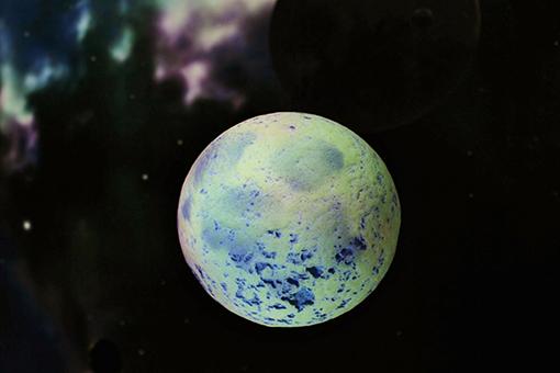 Planetas Mágicos-Luna
