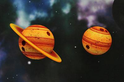 Planetas Mágicos-Planeta Marte