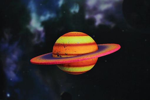 Planetas Mágicos-Planeta pequeño