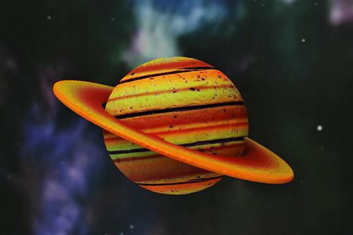 Planetas Mágicos-Planeta Saturno
