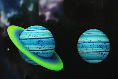 Planetas Mágicos-Planeta Urano