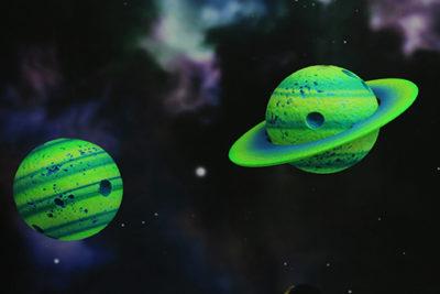 Planetas Mágicos-Planeta Venus